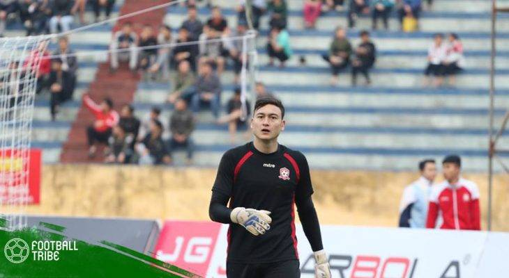 Bản tin trưa 28/3: Thủ môn Đặng Văn Lâm bỏ lỡ vòng 4 V.League 2018