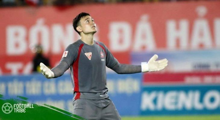 ĐHTB vòng 3 V.League 2018: Vinh danh Đặng Văn Lâm