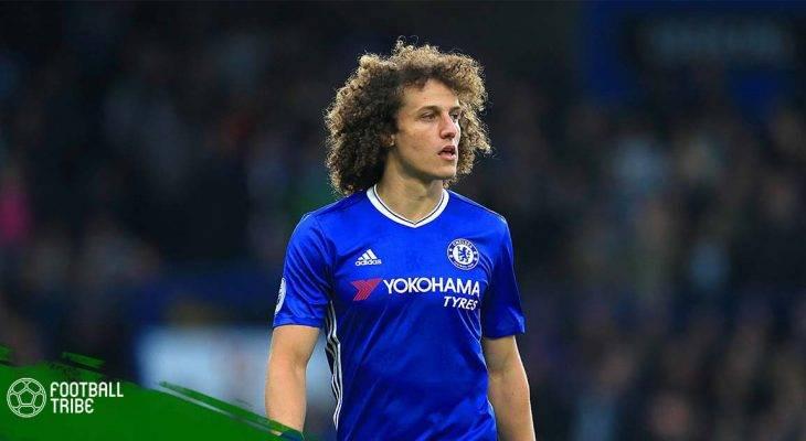 Điểm tin Chelsea 24/3: David Luiz bình phục chấn thương