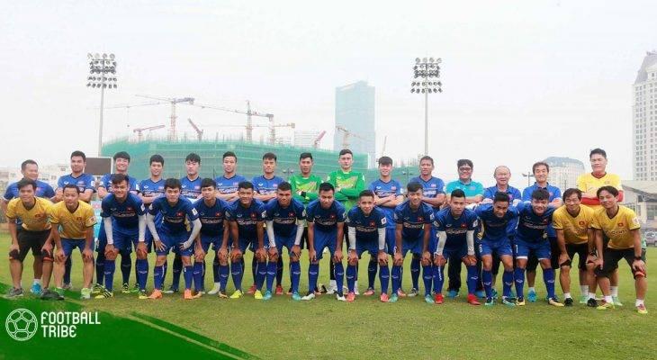 HLV Park Hang-seo hướng tới AFF Cup 2018 và Asian Cup 2019