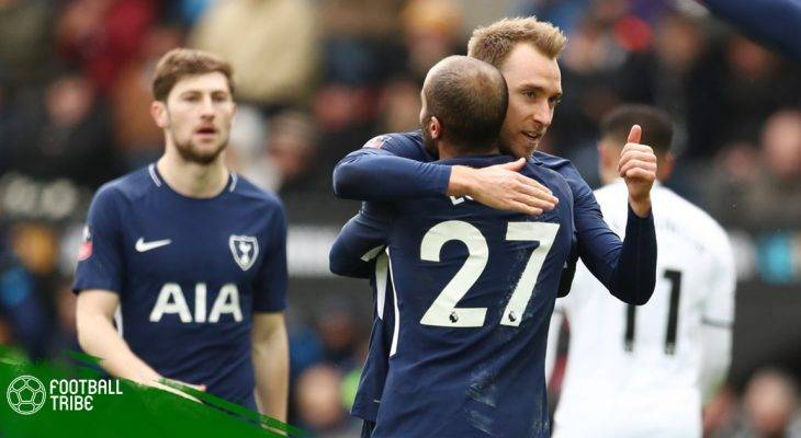 Bản tin tối ngày 17/3: Tottenham lọt vào bán kết FA Cup