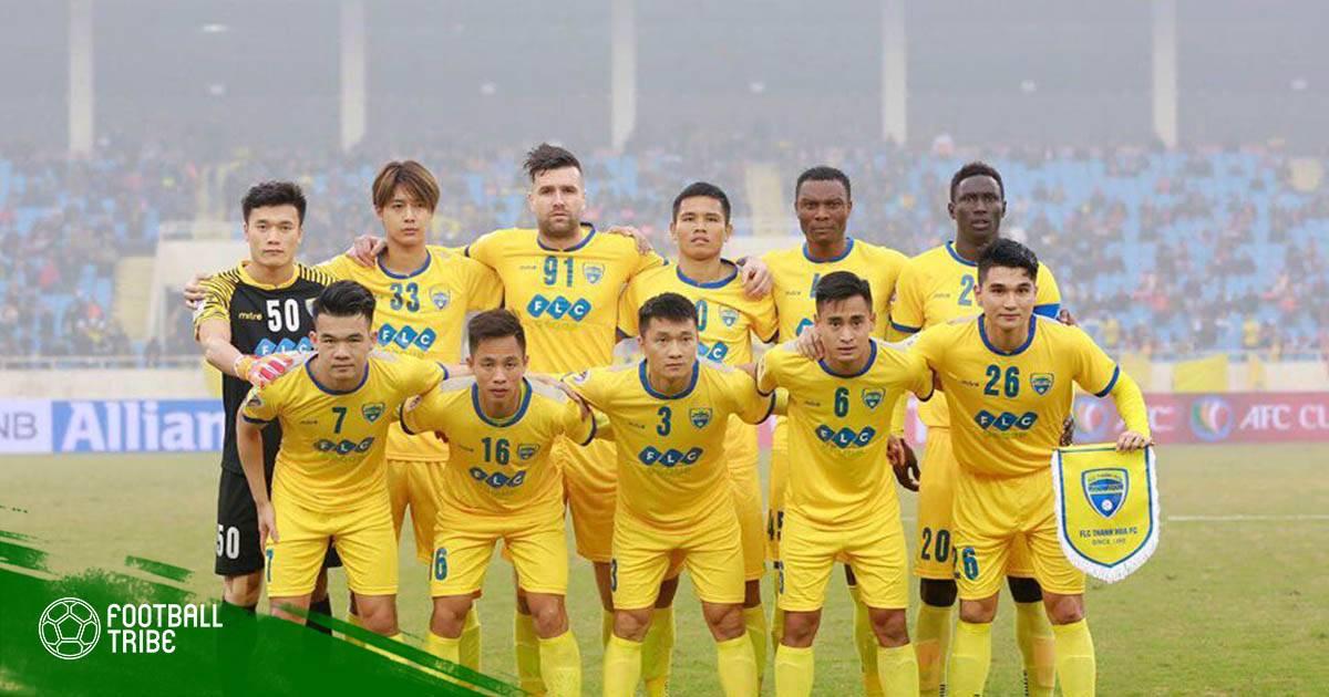 Chuyển động bóng đá Việt Nam 12/4: FLC Thanh Hóa chính thức chia tay AFC Cup