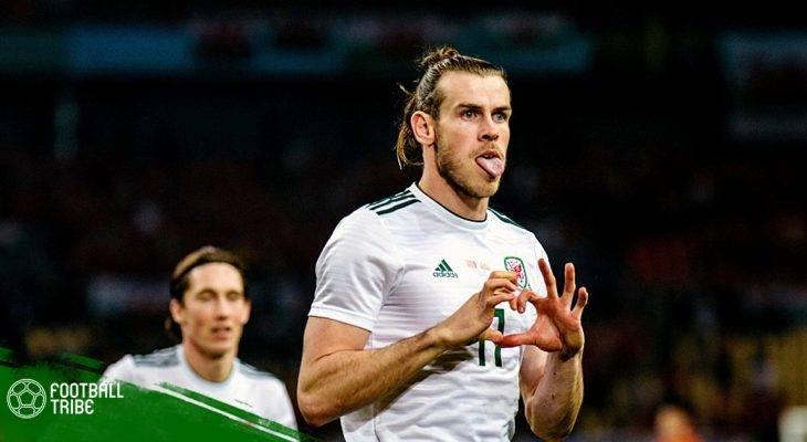 Điểm tin Real Madrid 23/03: Bale ghi tên mình vào lịch sử ĐT xứ Wales