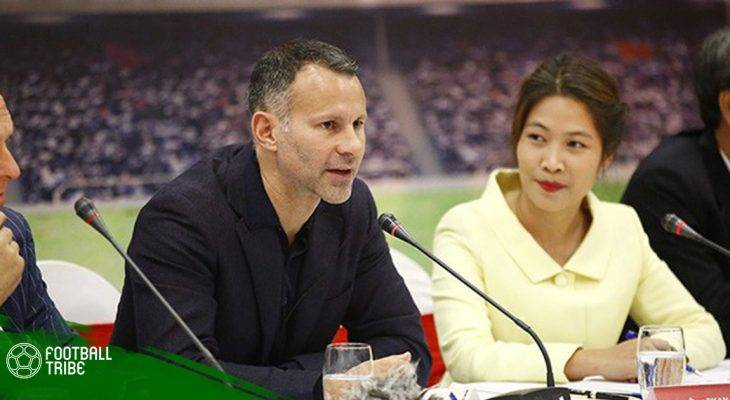 Chuyển động bóng đá Việt 16/3: Ryan Giggs tới Việt Nam tuyển nhân tài