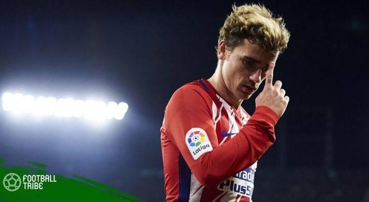 """Sau Barcelona, FIFA chuẩn bị """"sờ gáy"""" Griezmann"""