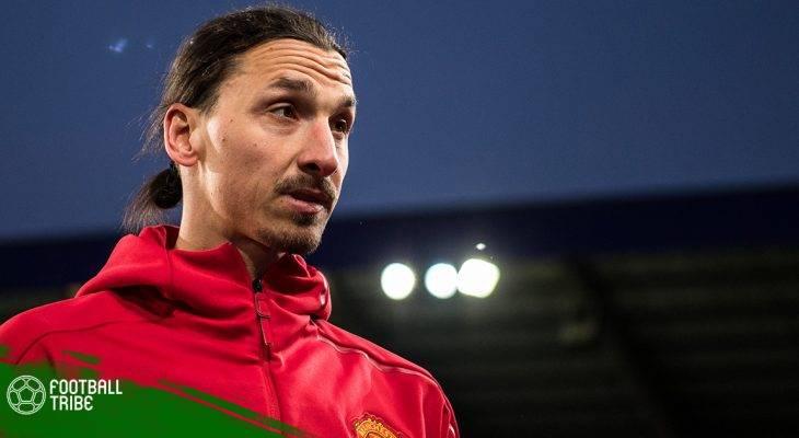 """Nhìn lại hai năm Ibrahimovic vs Manchester United: Ngắn nhưng """"chất"""""""