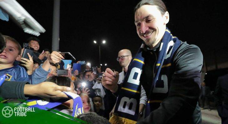 Bản tin chiều 30/3: Ibrahimovic chào nước Mỹ bằng derby Los Angeles