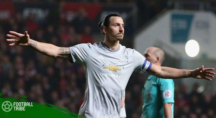 Ibrahimovic và cái duyên trong những trận ra mắt đội bóng mới
