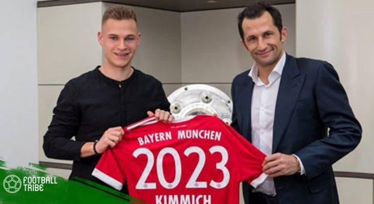 Bản tin trưa 10/3: Bayern Munich gia hạn hợp đồng với Kimmich