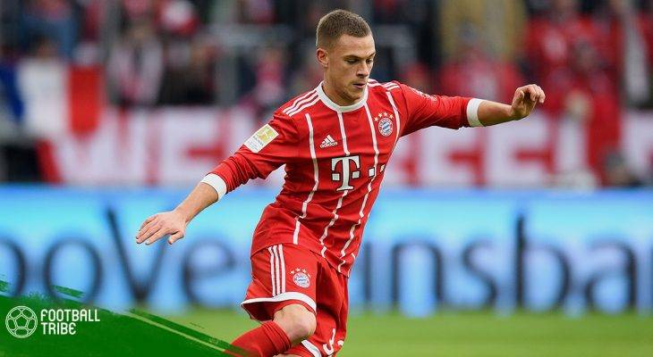 Bản tin chiều 6/3: Bayern Munich sắp sửa gia hạn với Joshua Kimmich