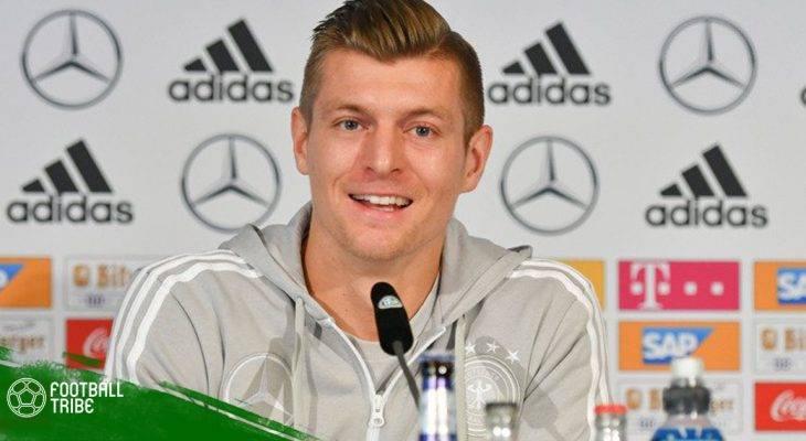 """Toni Kroos dè chừng """"bại binh phục hận"""""""