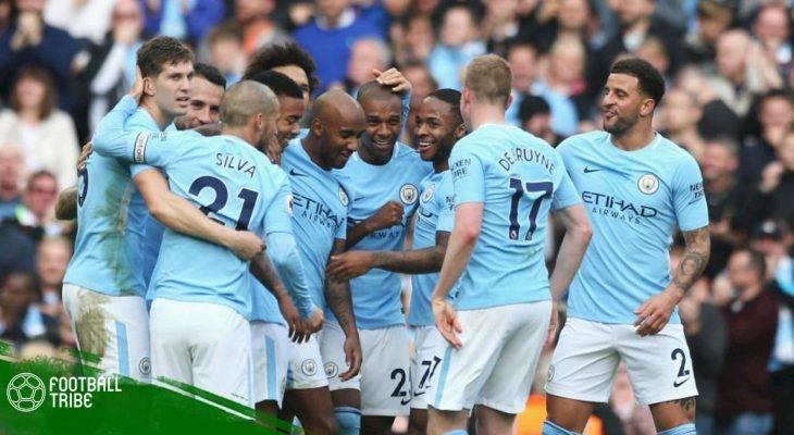 Man City có nhà tài trợ áo đấu mới kể từ mùa giải 2018/19