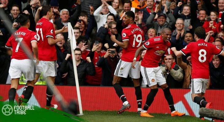 Man Utd 2-1 Liverpool: Rashford tỏa sáng giúp Quỷ Đỏ giành trọn ba điểm