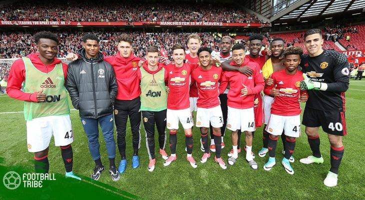 Những sao mai nào sẽ tiếp bước McTominay lên đôi một Manchester United?