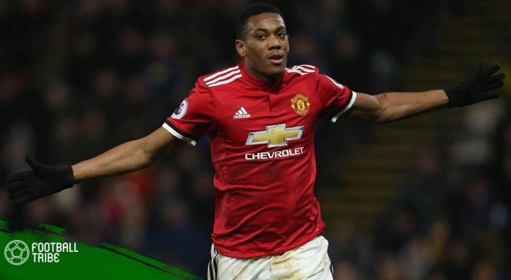 Man United mất Martial ở cuộc đại chiến với Liverpool