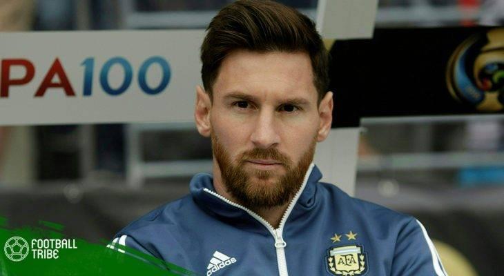 Bản tin chiều 24/3: Messi giải thích lý do không ra sân