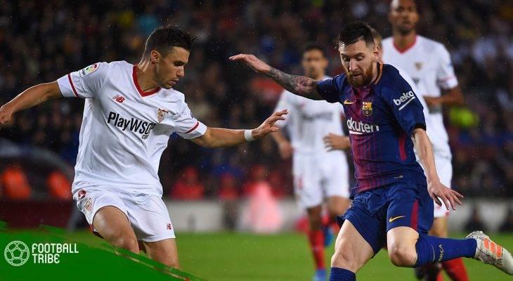 Điểm tin Barca 31/3: HLV của Sevilla không muốn Messi ra sân