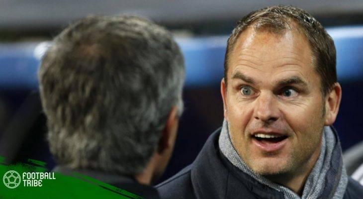 Bản tin sáng 14/3 : De Boer tiếp tục phản kháng Mourinho