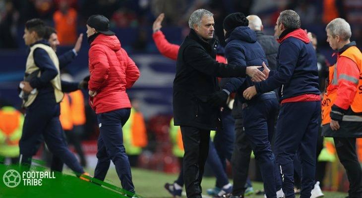 Điểm tin Man Utd ngày 15/3: Mourinho chúc mừng chiến thắng của Sevilla