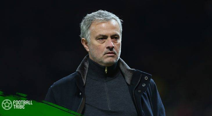 "Jose Mourinho ""cầu cứu"" các học trò"