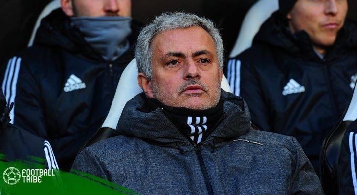 Mourinho trảm bốn trụ cột trong trận Bán kết FA Cup