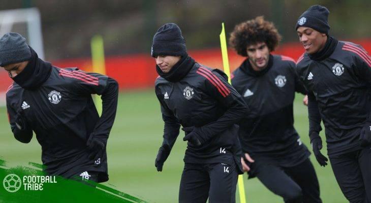 Điểm tin Manchester United 13/3: Mourinho phản bác De Boer