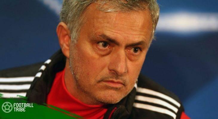 Điểm tin Manchester United 19/3: Mourinho đang mất kiểm soát trong phòng thay đồ