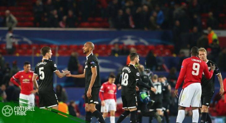"""Người Anh và những lần """"tức tưởi"""" rời Champions League"""