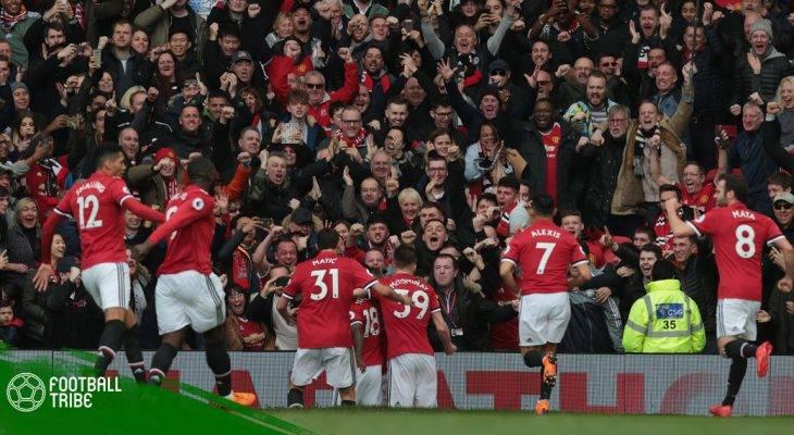 Điểm tin Manchester United : Tiết lộ chỉ thị qua giấy của Jose Mourinho