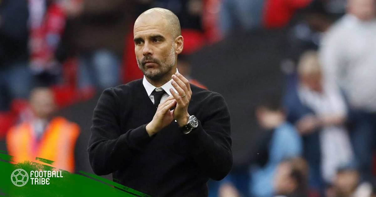 Pep Guardiola từ chối cam kết tương lai tại Etihad