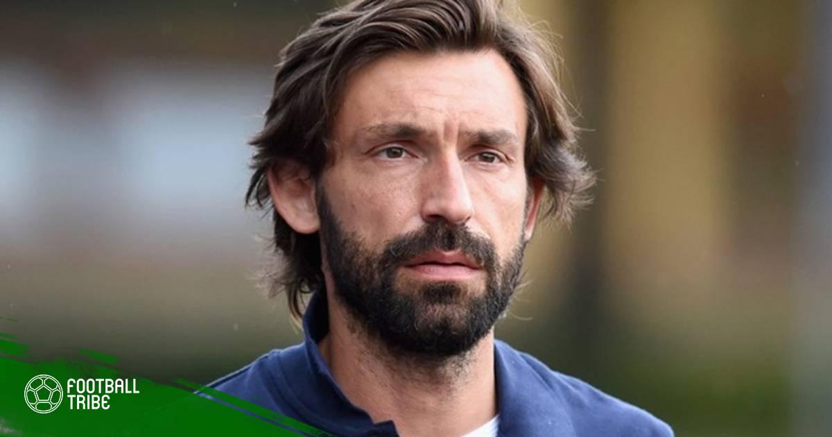 Andrea Pirlo trở lại tuyển Italia