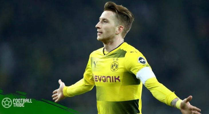"""Tottenham lăm le """"cuỗm"""" Marco Reus khỏi Dortmund"""