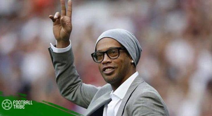 Bản tin tối 24/5: Ronaldinho tổ chức đám cưới cùng … hai người vợ