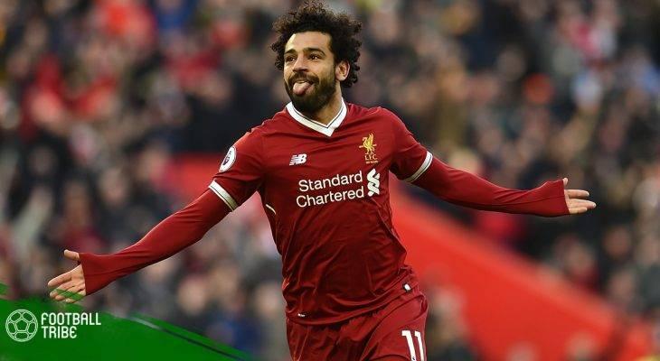 Bản tin tối 31/3: Salah san bằng kỷ lục của Ronaldo