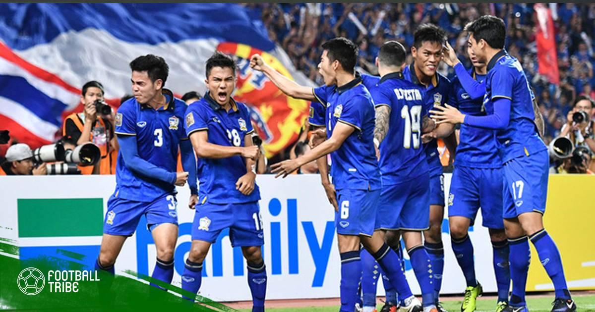 Thái Lan đối đầu Trung Quốc trước thềm AFF Cup