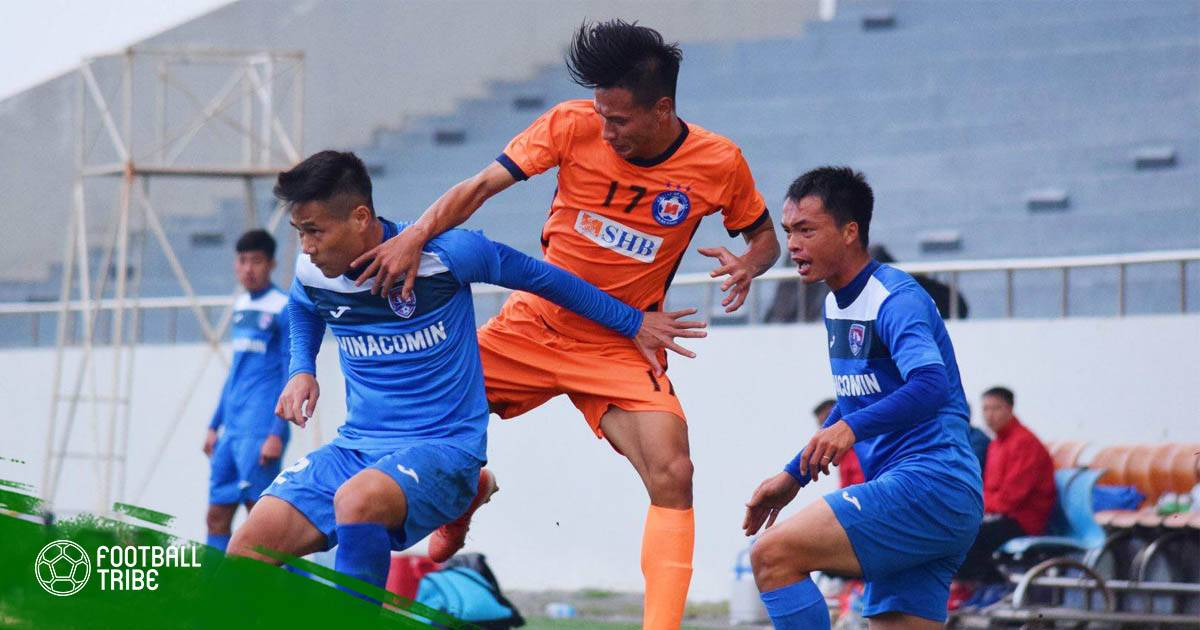 Năm điểm nhấn V.League ngày 18/3: Than Quảng Ninh toàn thắng