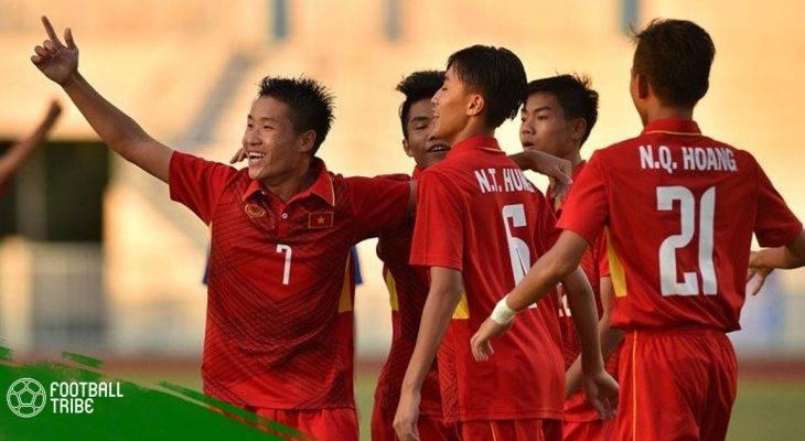 VCK U16 châu Á: Việt Nam cùng bảng Indonesia