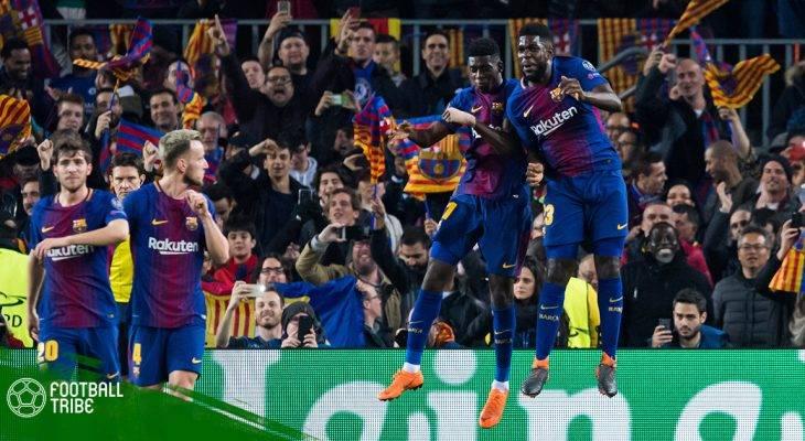 Điểm tin Barca 26/3: Samuel Umtiti chưa chịu cam kết tương lai