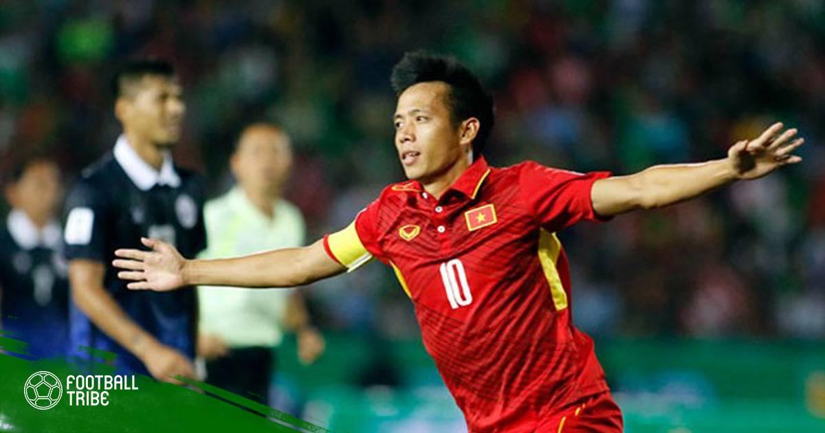 Văn Quyết: ĐT Việt Nam sẽ vào chung kết AFF Cup