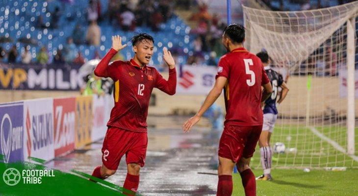 """Những chân sút ĐT Việt Nam """"nổ súng"""" tại vòng loại Asian Cup 2019"""