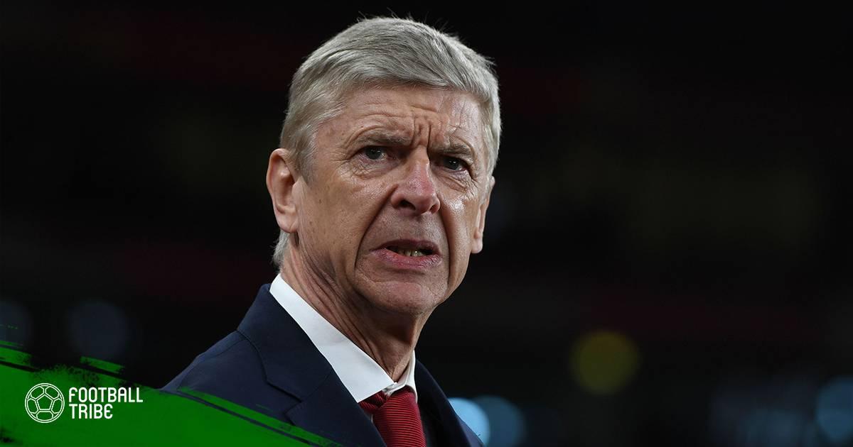 Everton gây sốc khi tiếp cận Arsene Wenger