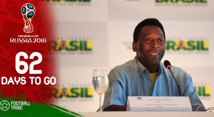 World Cup còn 62 ngày: Ngày hội lớn nhất hành tinh thiếu vắng Vua bóng đá