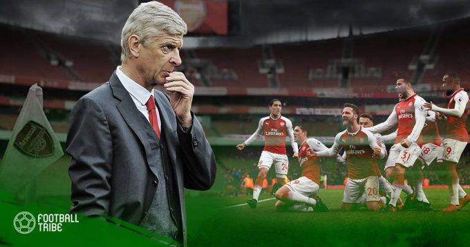 CHÍNH THỨC: Arsene Wenger chia tay Arsenal