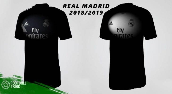 """Chiêm ngưỡng """"bộ cánh"""" sân nhà của Real Madrid mùa giải 2018/19"""
