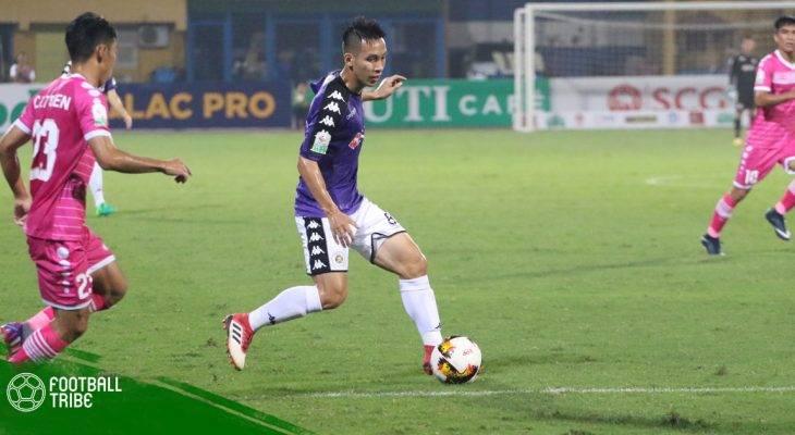 Tổng hợp diễn biến vòng 6 Nuti Cafe V.League 1- 2018