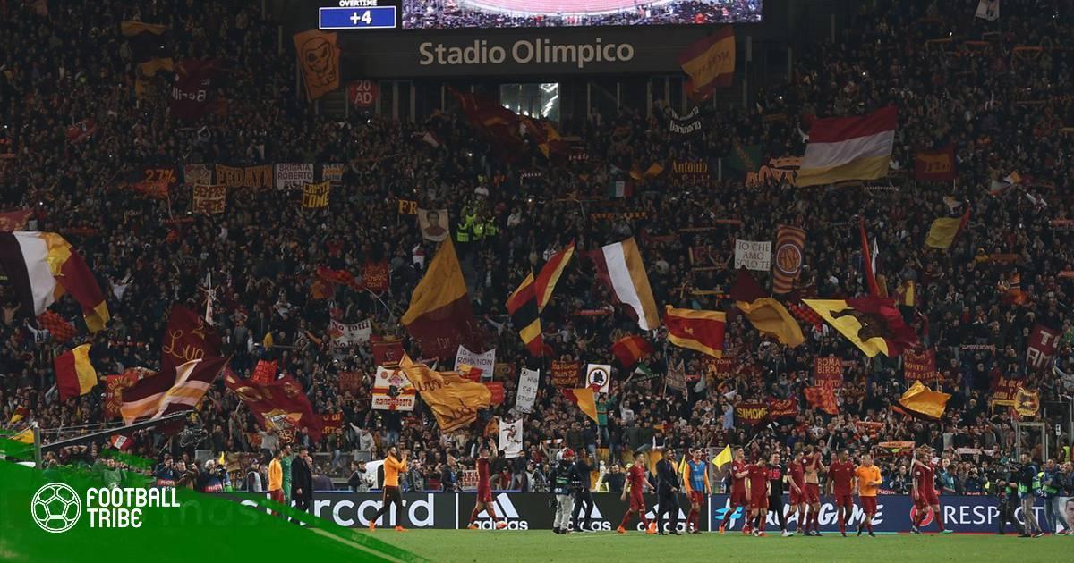 AS Roma 3-0 Barcelona: Mọi nẻo đường đều dẫn đến thành Rome