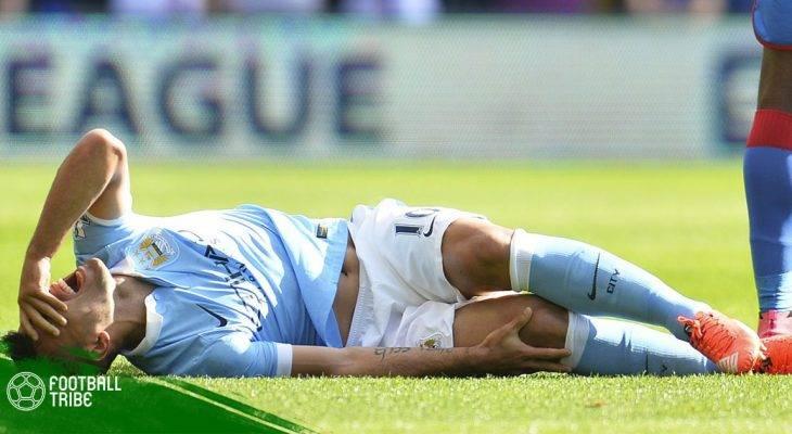 Aguero nghỉ hết mùa, nguy cơ lỡ World Cup