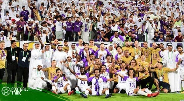 Al-Ain giành quyền dự Club World Cup 2018