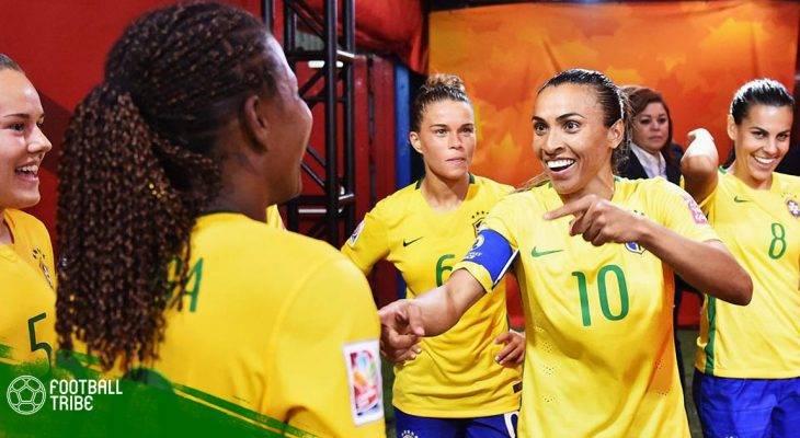 Khởi tranh Copa America nữ 2018