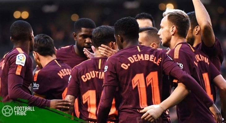 Barcelona và 10 cột mốc đáng chú ý trên con đường chinh phục La Liga